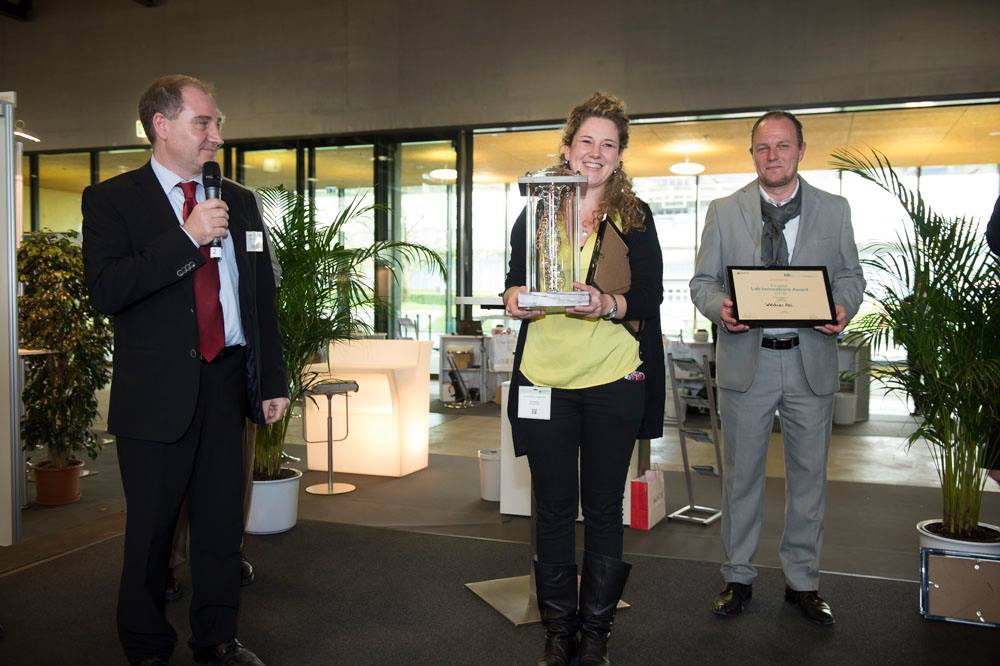 Nanolive wins the first Lab Innovation Award!