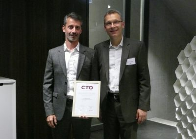 CTO of the Year Sebastien Equis