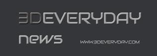 3D Everyday news
