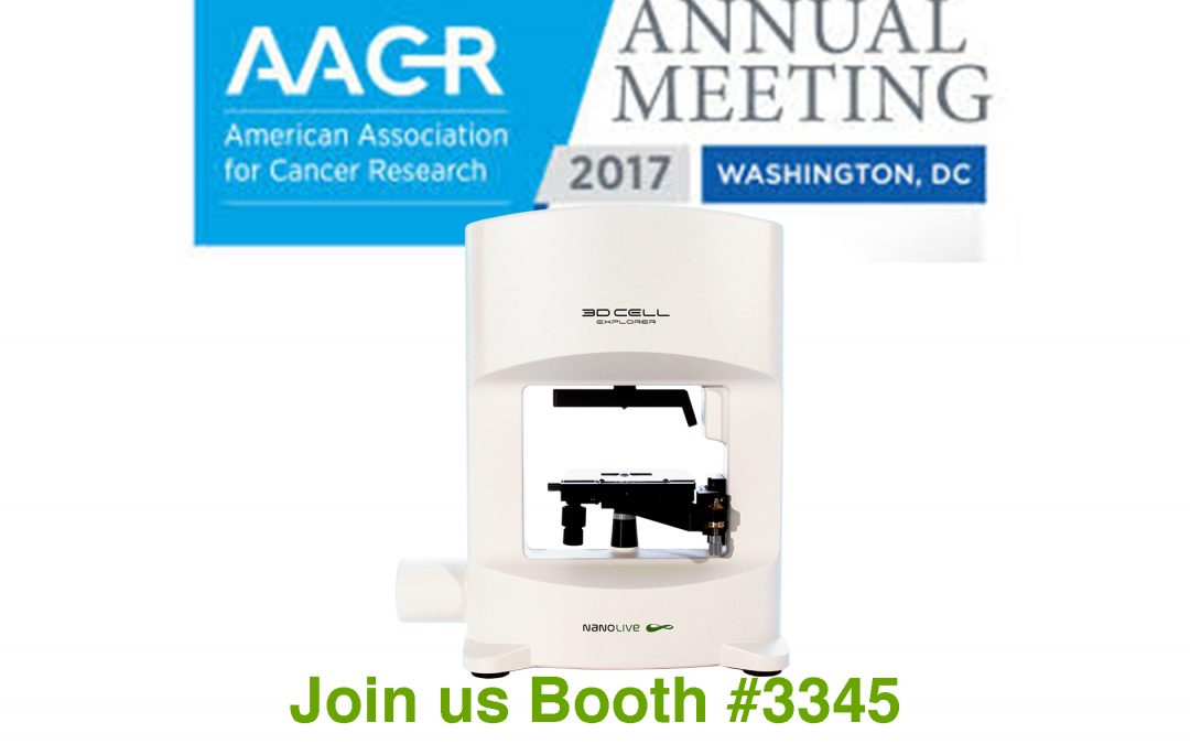 The 3D Cell Explorer at AACR 2017 – Washington,DC