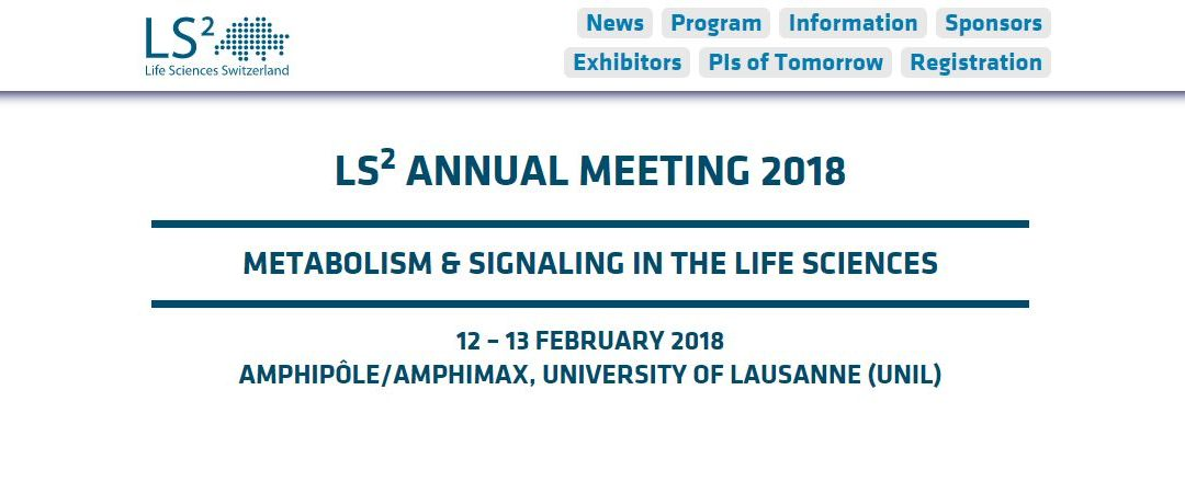 3D Live Cell Imaging Symposium at LS2 Lausanne
