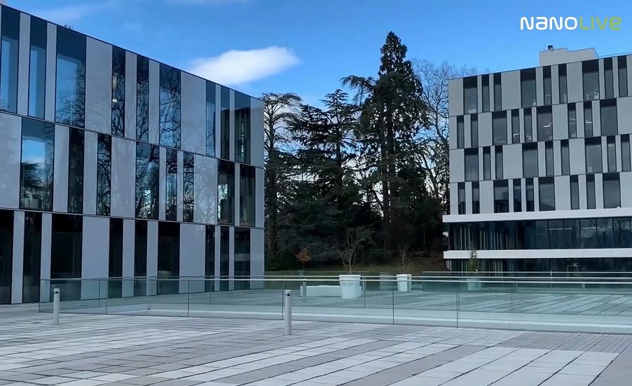 New office buildings Nanolive