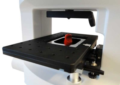3D Cell Explorer with hi-grade stage
