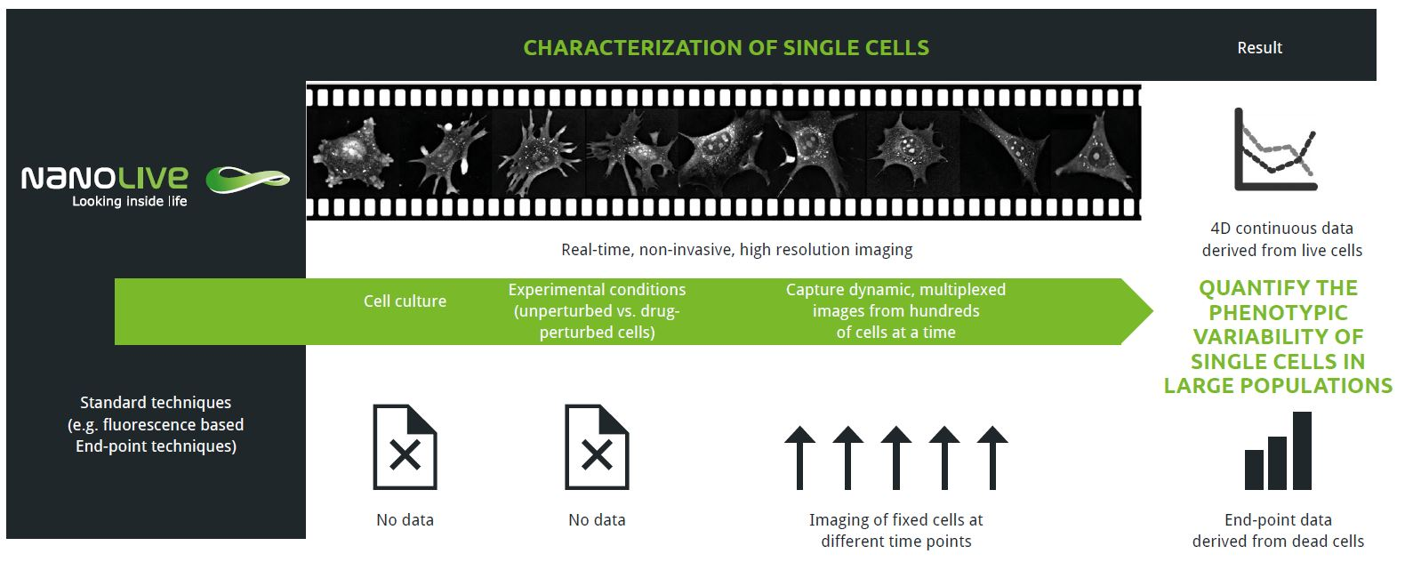 Image - Characterization of single cells