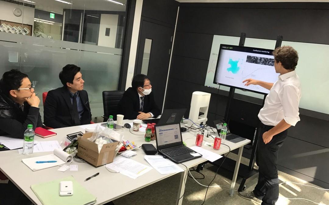 3D Cell Explorer meeting in South Korea!