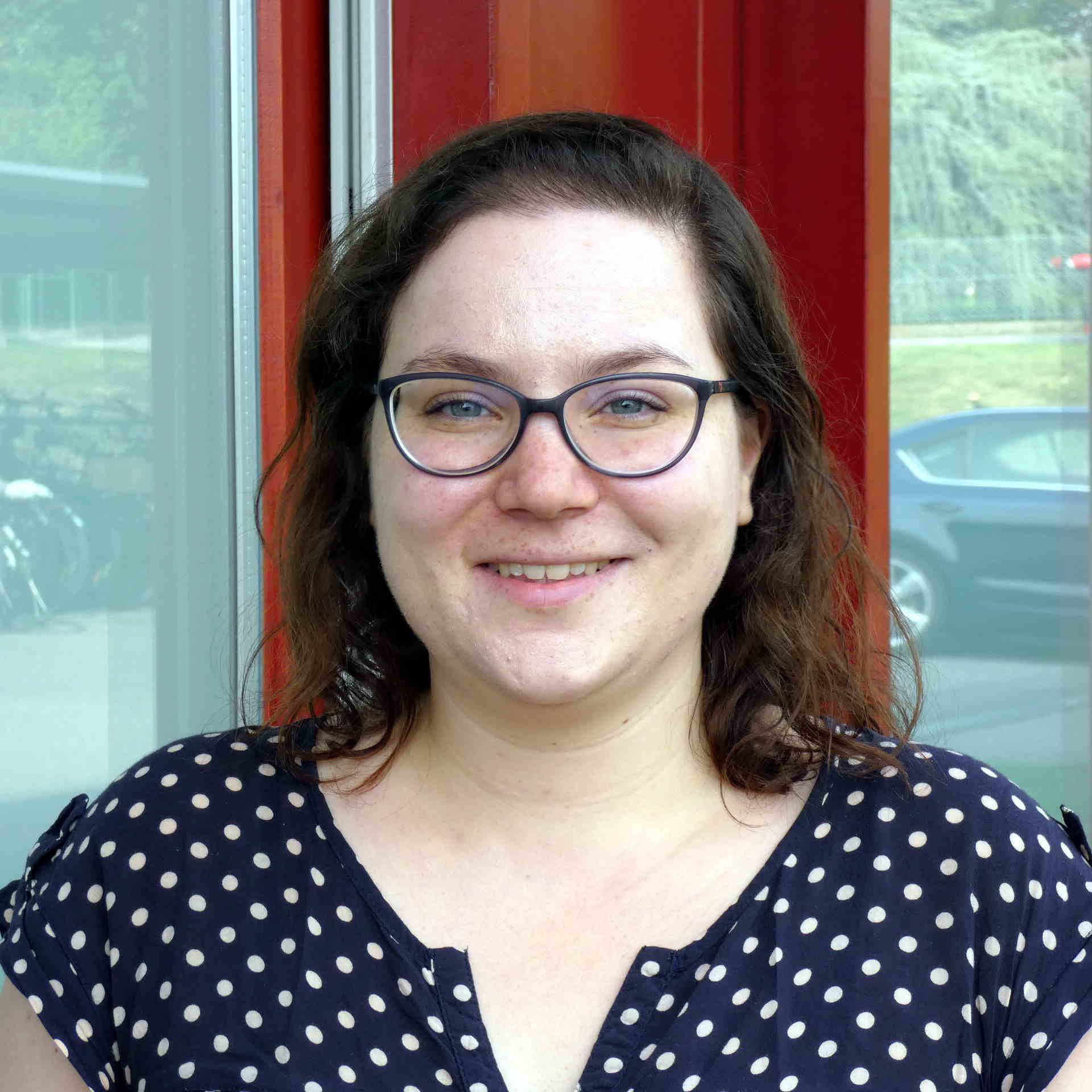 Léa, MSc in Bioengineering