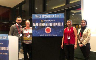 Nanolive wins the Innovation Prize of the World Mitochondria Society