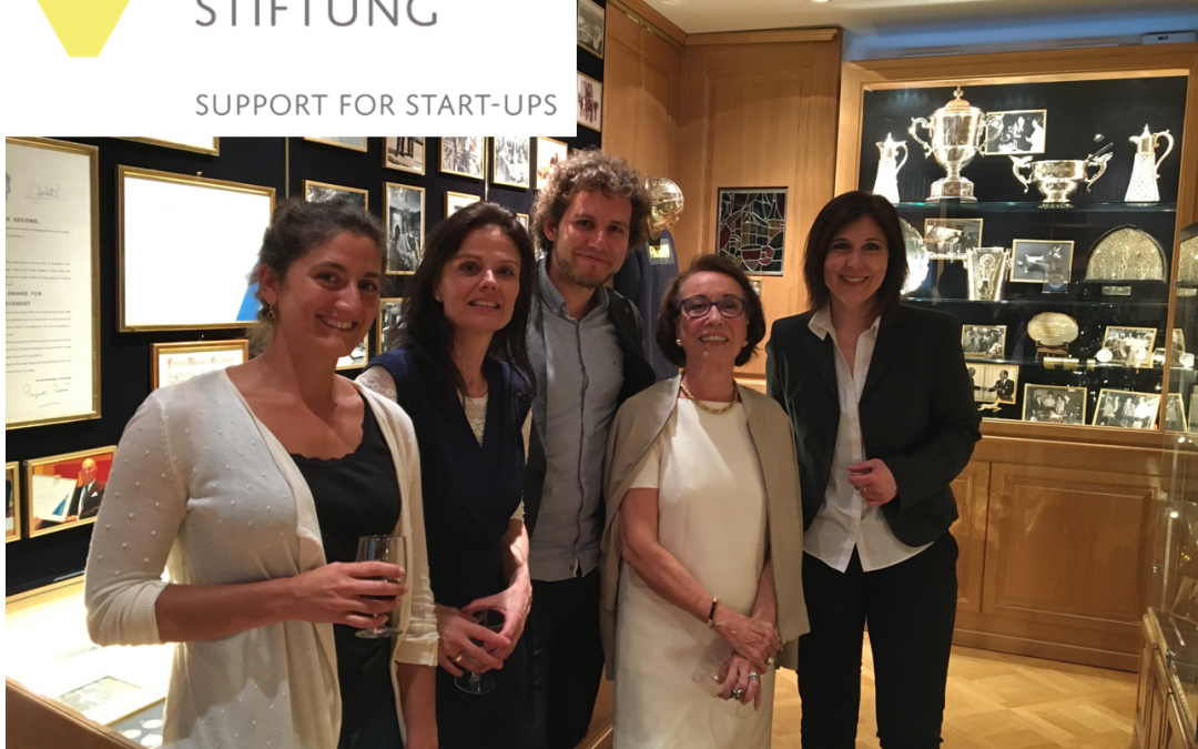 Nanolive among the De Vigier award finalists