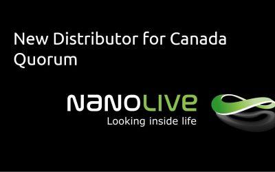 New Distribution Partner for Canada: Quorum Technologies Inc.