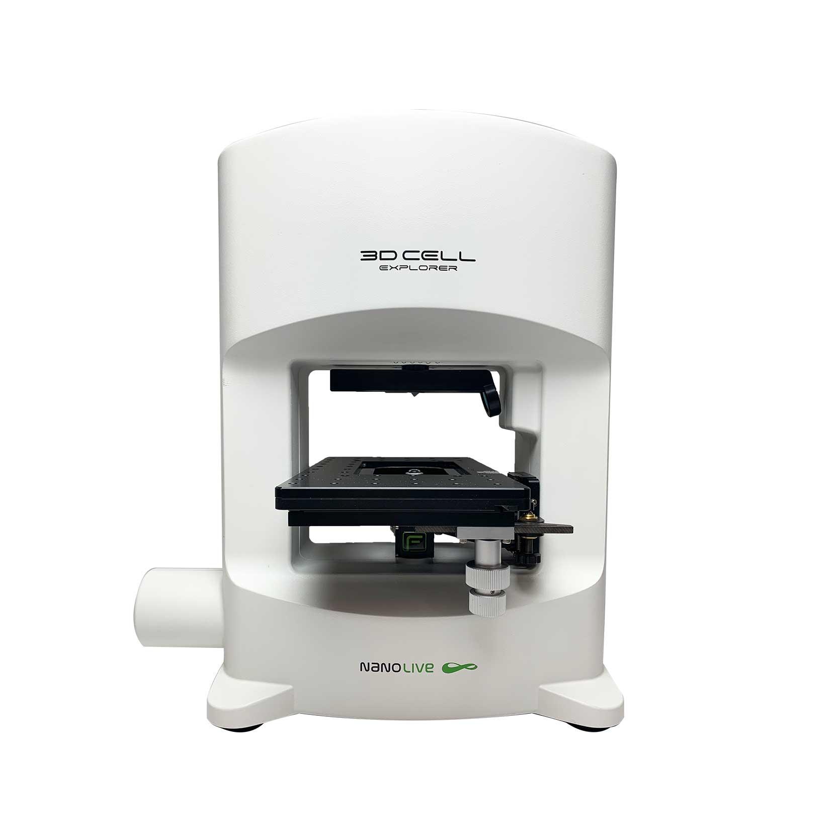 Image 3D CELL EXPLORER-fluo