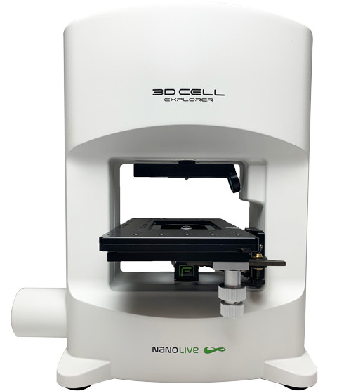 3D Cell Explorer-fluo front view