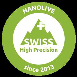 Nanolive High Presicion since 2013